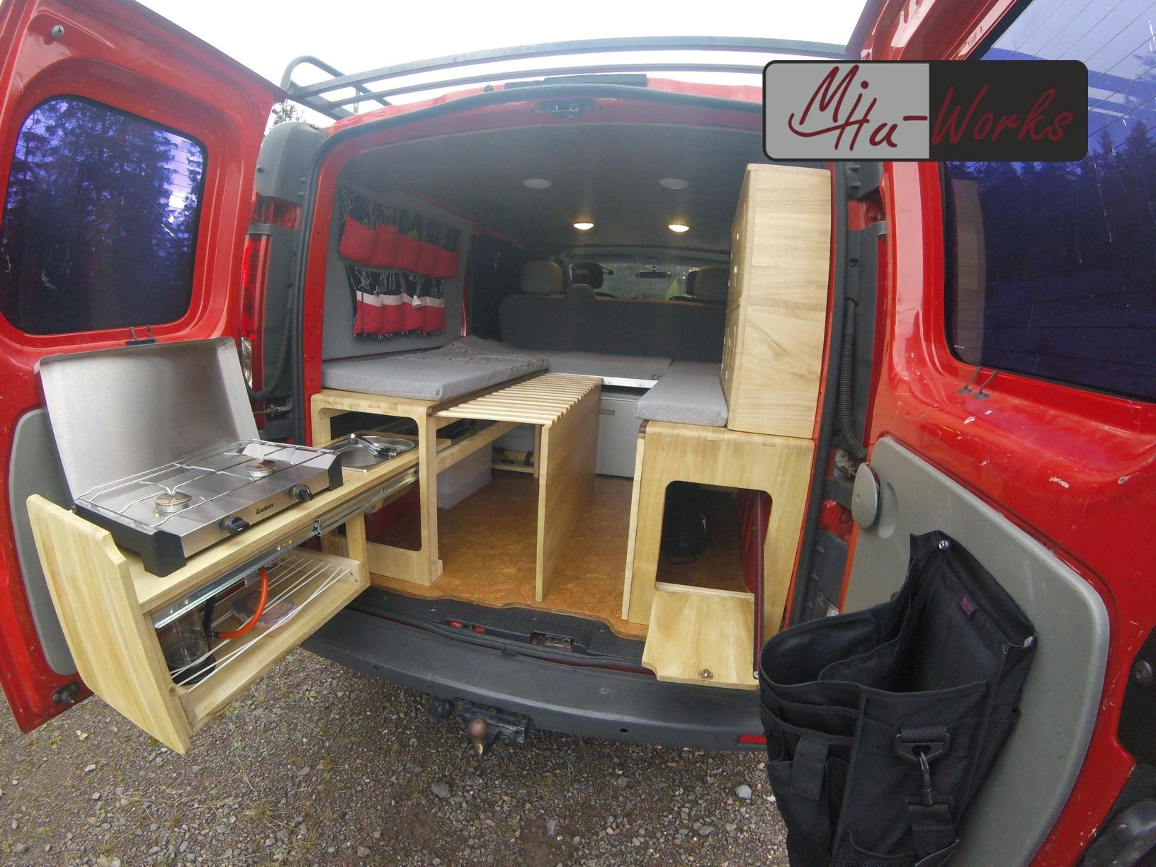 opel vivaro ausbau camping opel vivaro camper renault. Black Bedroom Furniture Sets. Home Design Ideas