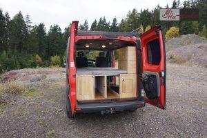 diy camper ausbau opel vivaro mihu works. Black Bedroom Furniture Sets. Home Design Ideas